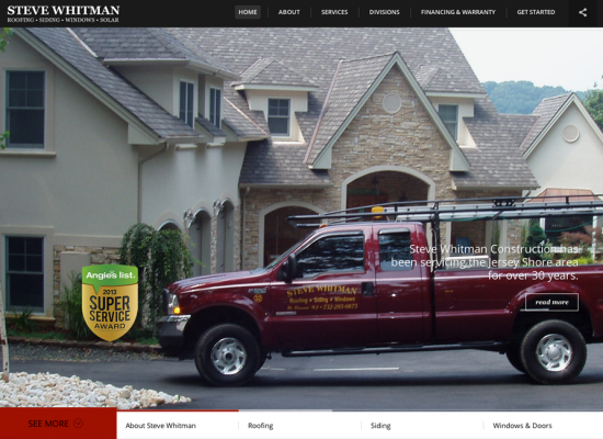 Steve Whitman Roofing & Siding