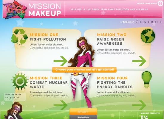 Mission Makeup