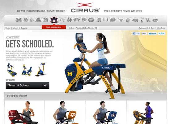 Cirrus Fitness