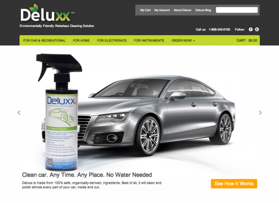 Deluxx Waterless