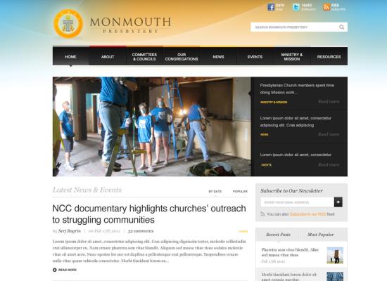 Monmouth Presbytery