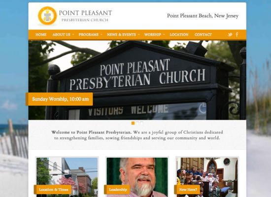 Point Pleasant Presbyterian