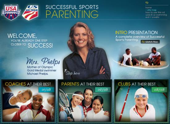 Successful Sports Parenting