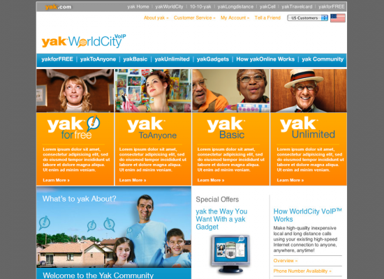 YAK Telecommunications